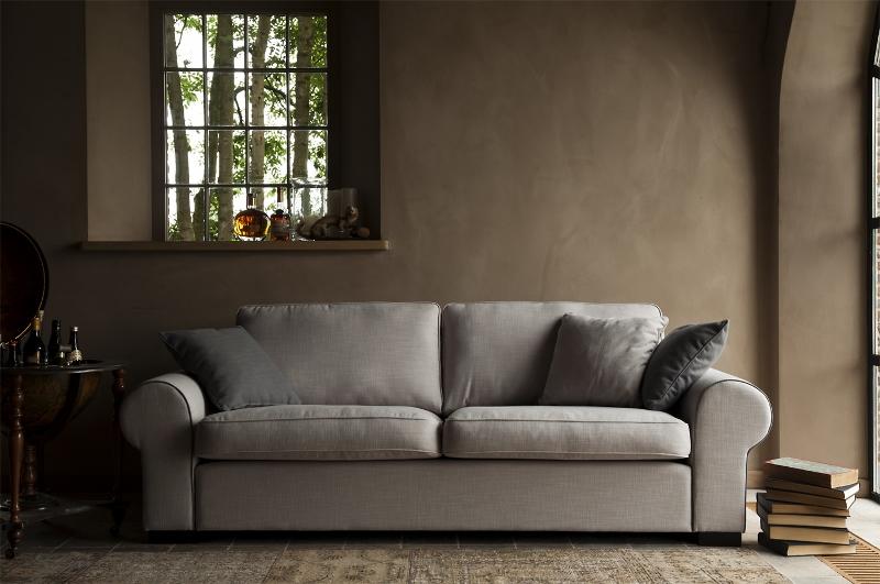Zits bank bloomsbury landelijke driezits van sofa at home